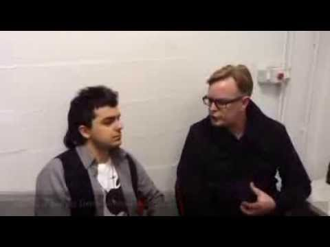 Inteview With Andy Fletcher (Depeche Mode) 2011 - Mystery Tour Radio Show