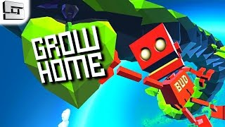Grow Home Gameplay - YOU'RE DRUNK BUD! PC - Part 1