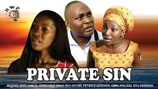 Private Desire    - Nigerian Nollywood Movie