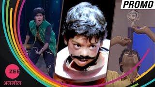 Top 3 Reality Show | Zee Anmol | HD