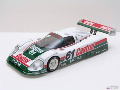 Tamiya Jaguar XJR-12 Daytona Winner group C - YouTube