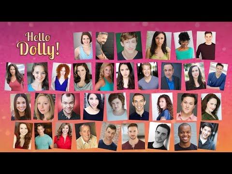 Hello Dolly! (meet the cast)