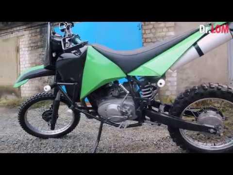 Тюнинг мотоцикла иж своими руками