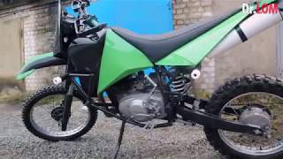 Лучший тюнинг мотоцикла ИЖ-планета своими руками Полный газ!