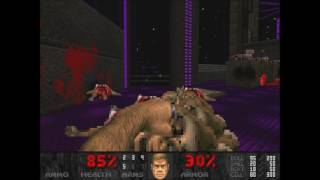 Doom 2 Stardate 20X7 Level 3 UV Max in 22:57 (Against meth)