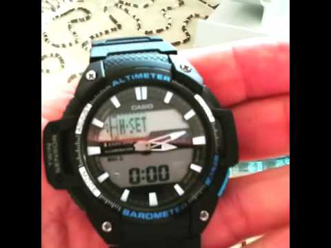 19a983161ea Casio SGW-450H-1ADR