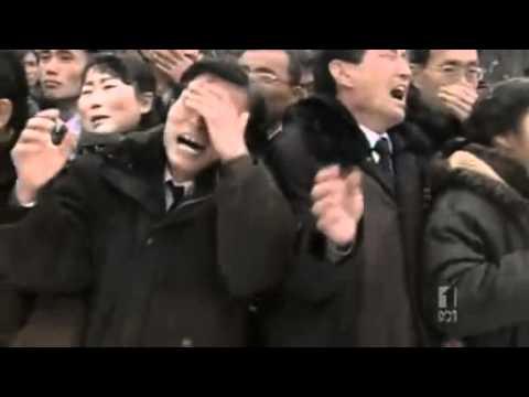 Dramatic scenes mark Kim Jong-ils passing