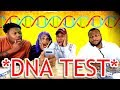DNA TEST **SHOCKING RESULTS** - YouTube
