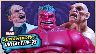Marvel Super Heroes: What The--?! The Incredible Drive Part Two