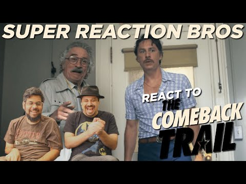 SRB Reacts to The Comeback Trail | Official Trailer