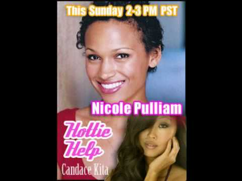 Hottie Help w Candace Kita and guest Nicole Pulliam.  1