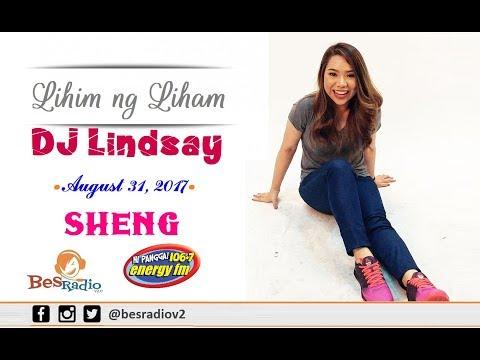 August 31, 2017 Lihim Ng Liham with DJ Lindsay Liham ni SHENG