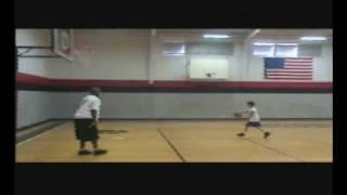 ANDY ELLIOTT / CHRIS HIGHT BASKETBALL WORKOUT #1