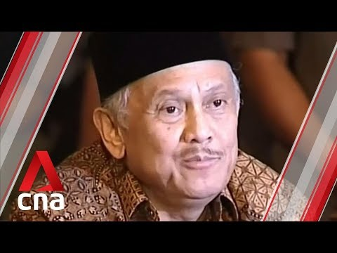 Former Indonesian president Habibie given state funeral