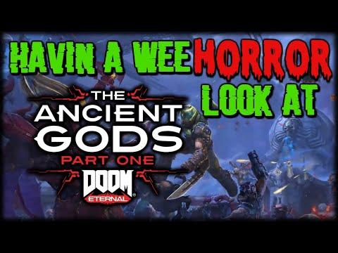 HAWHLA DooM Eternal Ancient Gods Part One |
