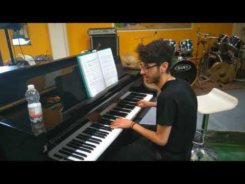 Blue bossa - Amazing keyboard duo - Conservatorio di Ferrara - Teo Ciavarella e Lorenzo Locorotondo