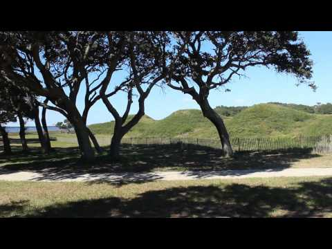 Fort Fisher State Historic Site  - Kure Beach, NC