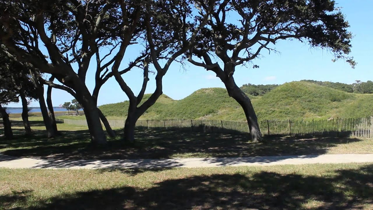 Fort Fisher State Historic Site Kure Beach Nc