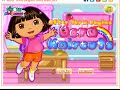 Dora Hair Cutting Games For Girls - Free Kids Games Hair