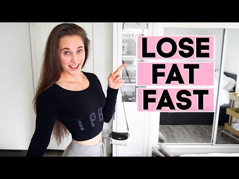 10 TIPS TO LOSE FAT FASTER | Become a Fat Burning Machine