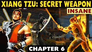 Shadow Fight 3. How To Defeat Xiang Tzu on INSANE. Best Weapon   Chapter 6 Part 3.