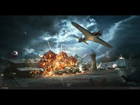 "IL-2 ""Sturmovik"" Attack on Pearl Harbor (Event)"