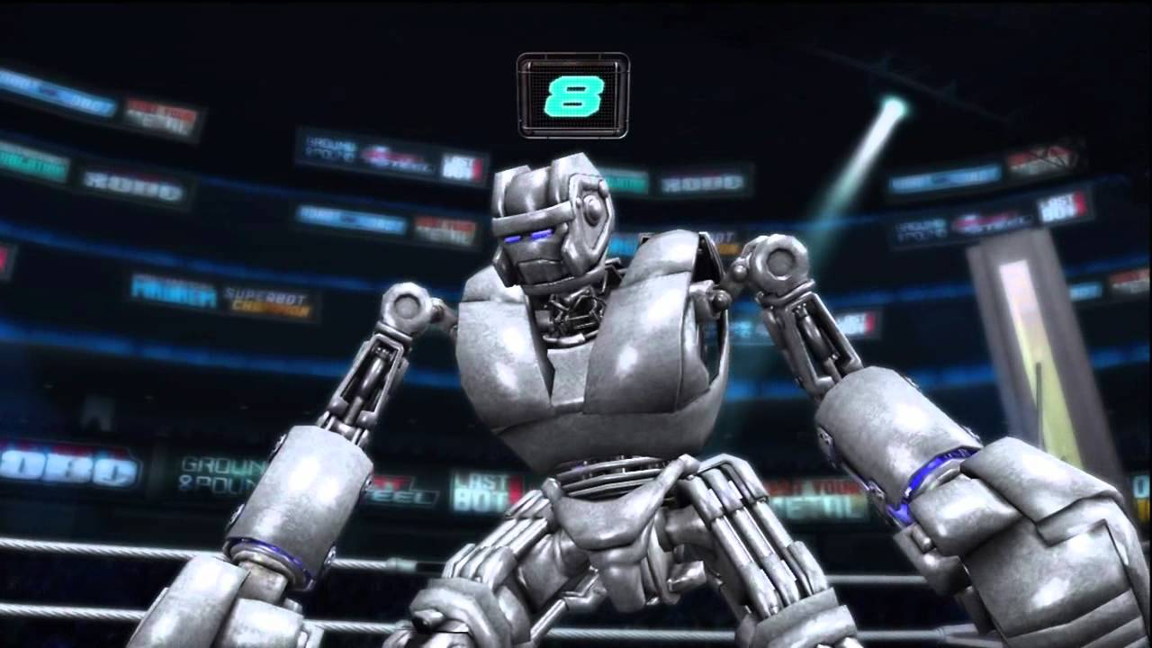 Real Steel - Gameplay (Xbox 360) HD 720p - YouTube