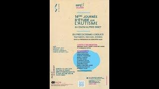 Teaser 14ème journée d'étude sur l'autisme du Centre Alfred Binet - ASM13