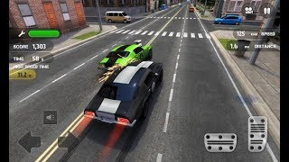 🤔Race the Traffic || Heavy Traffic Racing Car|| Android gameplay 2019.