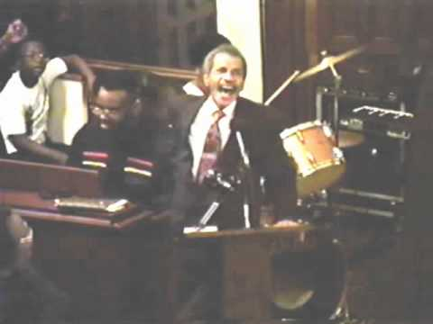 I Can Depend On God Rev. Charles H. Nicks, Jr.   The St. James Choir Pt. 1.flv