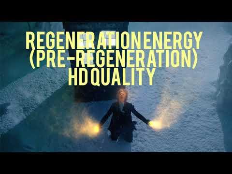 Doctor Who - Regeneration Energy Sound Effect (Pre-Regeneration) HQ