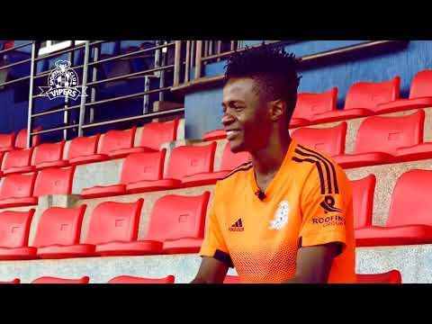 Download Milton Kariisa Profile : Vipers SC
