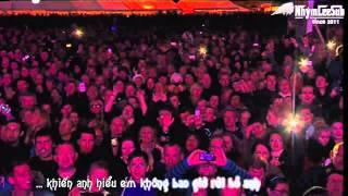 [NhýmLeeSub][Vietsub] When you say nothing at all - Ronan Keating (Live)