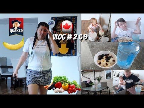 🇨🇦 Lo Que Como En Un Día / PERUANA EN CANADA