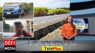 Le JT –Un témoin oculaire raconte l'accident d'Amaury : « elle doublait plusieurs voitures »