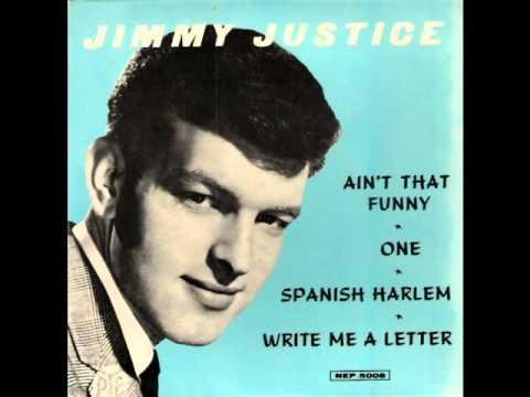 Jimmy Justice - Spanish Harlem