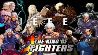 Los Jefes Mas Fuertes De The King Of Fighters