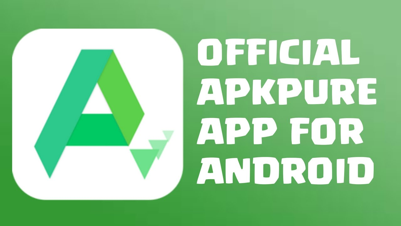 How to Download OFFICIAL APKPURE app for Android
