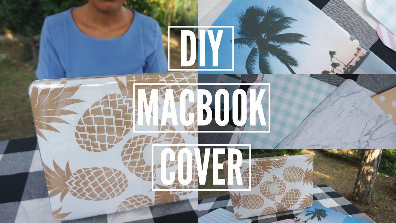 Diy Macbook Cover : Diy macbook cover mw youtube