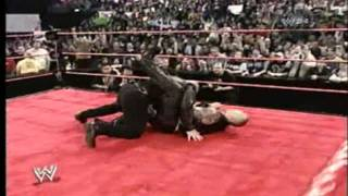Backlash 2003 The Rock vs Goldberg Promo