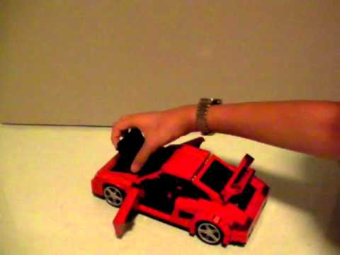 lego porsche 911 gt2 rs youtube. Black Bedroom Furniture Sets. Home Design Ideas