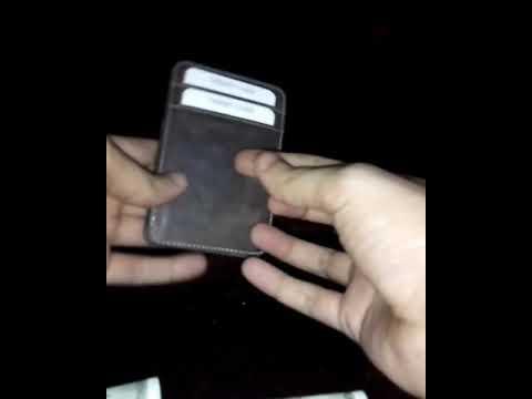 Genuine Leather, Magic wallet thumbnail