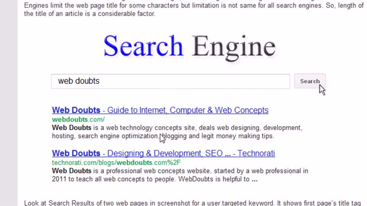 tips to write seo friendly title tags for your site pages tips to write seo friendly title tags for your site pages