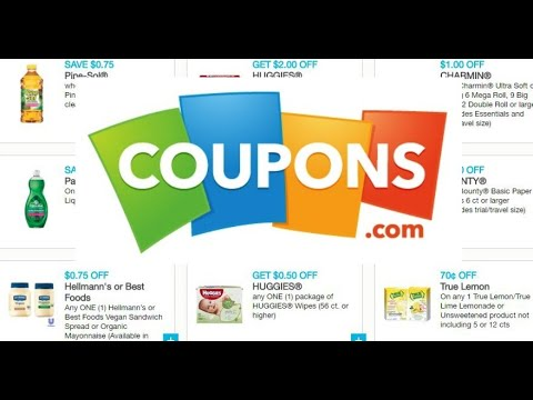 New Coupons To Print August 9th 2020