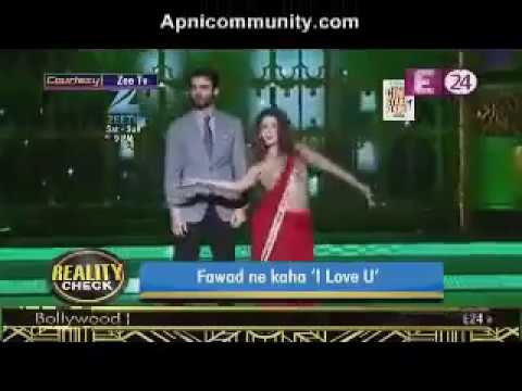 "Oksana Rasulova & Fawad Khan - hot dance ""I LOVE YOU"" 2014"