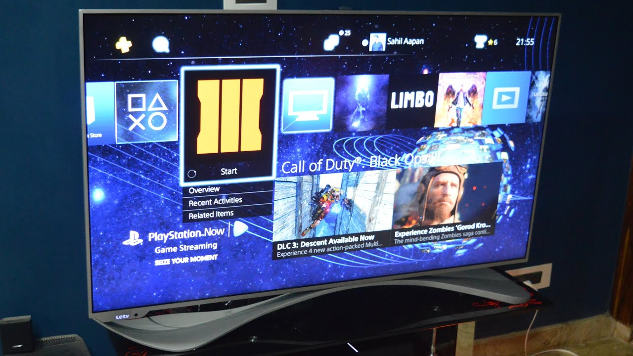 LeEco Super3 X55 4k LED TV Review by Android4life