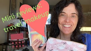 Drugstore makeup favorites, Stay Naked follow-up, easy travel picks.