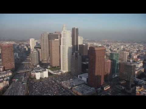 Global CRE Drone Los Angeles