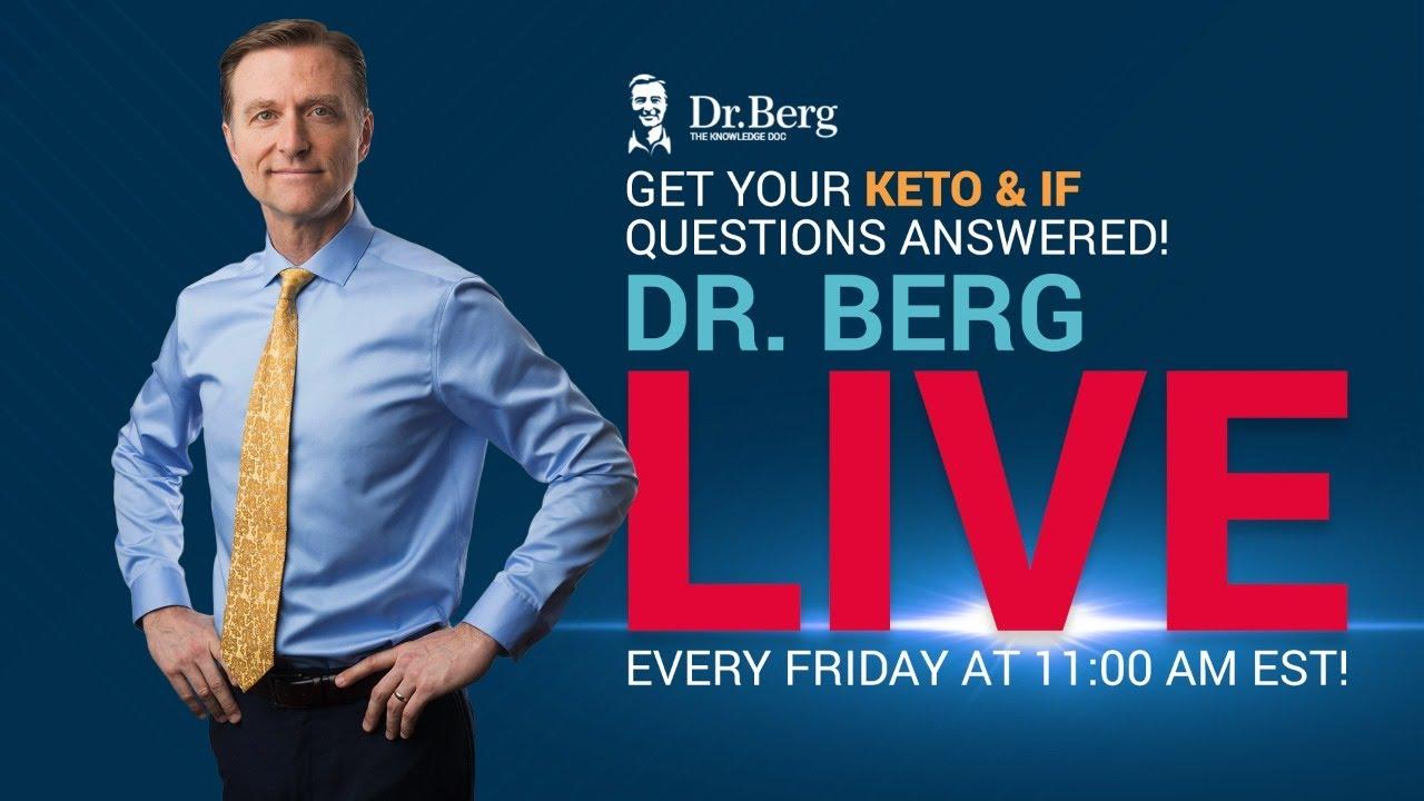 dr berg cum să piardă în greutate rapid