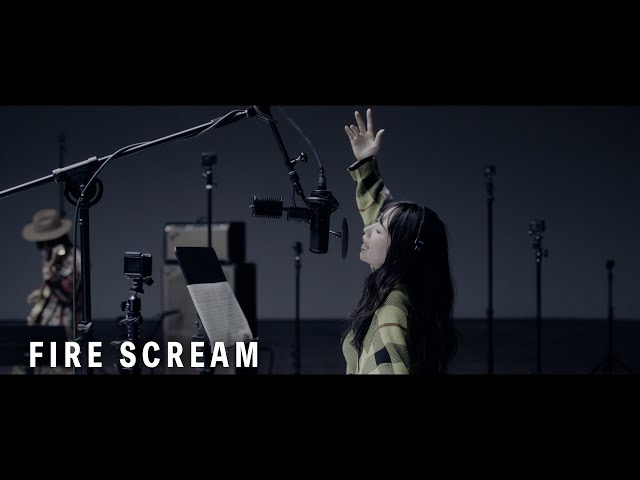 水樹奈々「FIRE SCREAM」MV